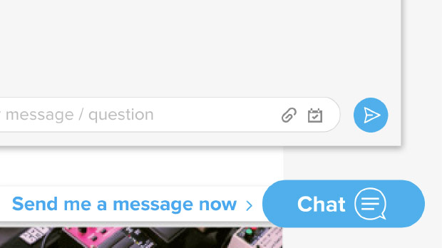 live chat function