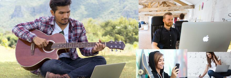 TheONE Webinar guitar lessons