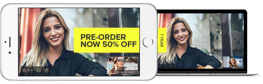 Pre-order TheONE Webinar now 50% off