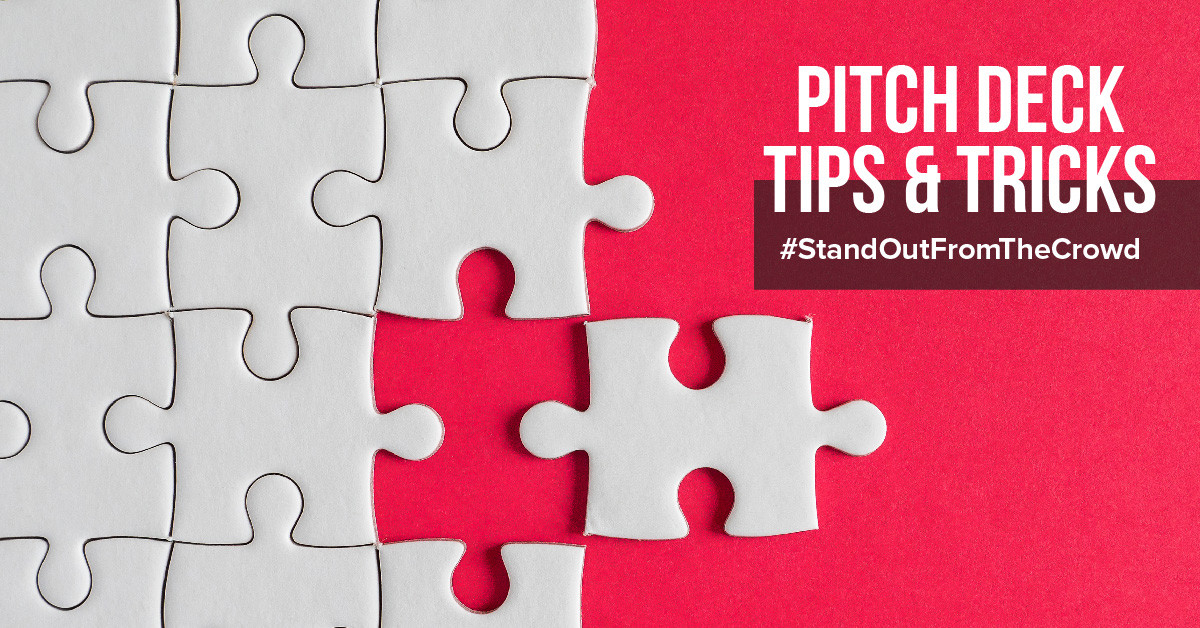 Pitch Deck tips and tricks