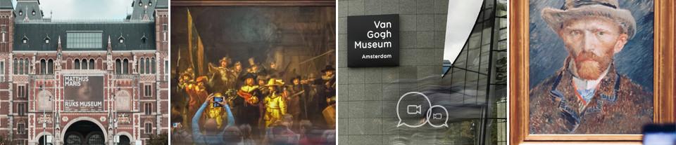 Amsterdam musea