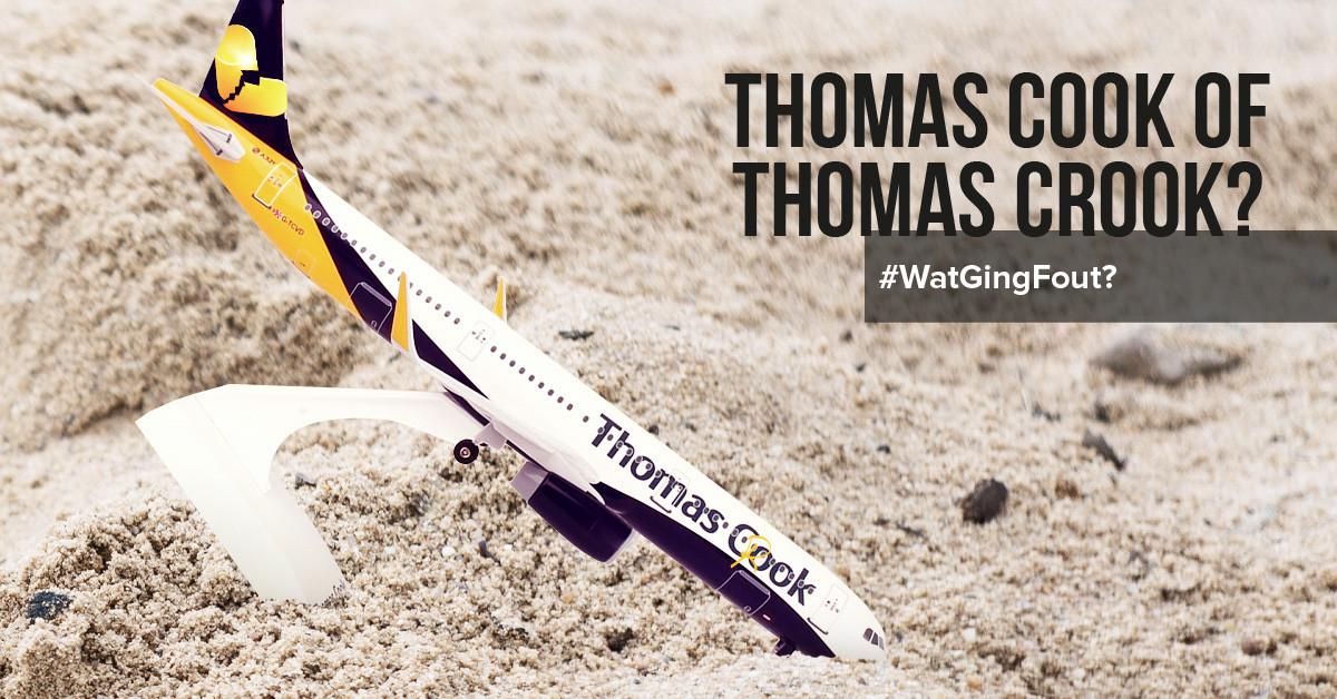 Thomas Cook of Thomas Crook?