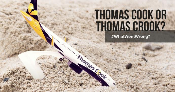 Thomas Cook or Thomas Crook?