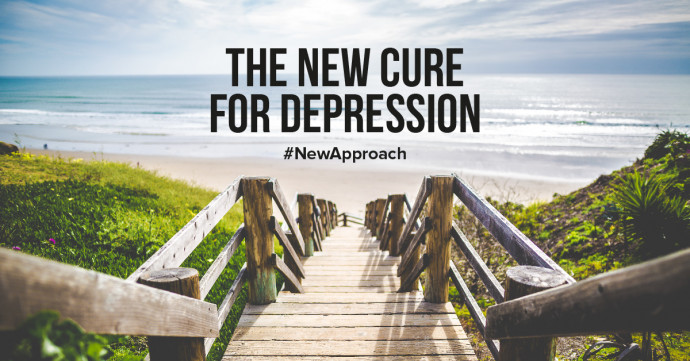 The new cure for depression could be more easy than it seems