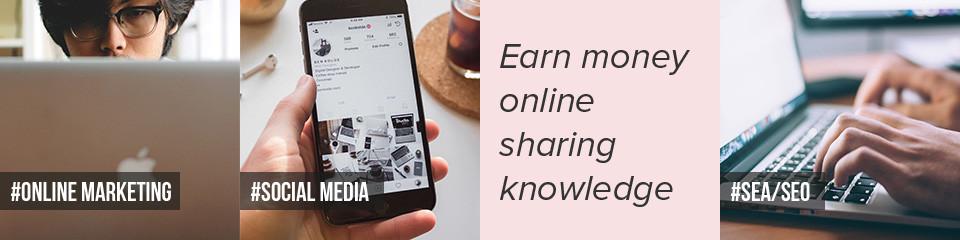 earn-money-online-sharing-knowledge