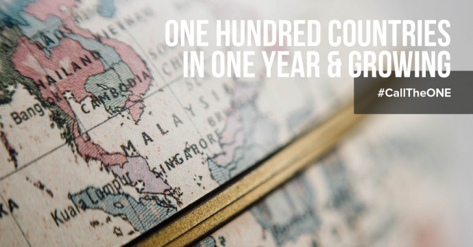 The rapid growth of startup TheONE to more than 100 countries