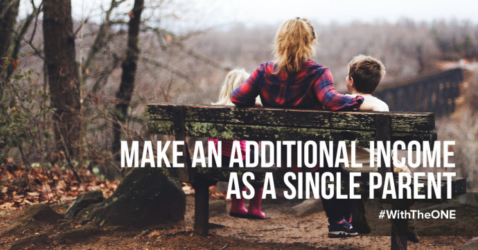 Additional income as a single parent with TheONE