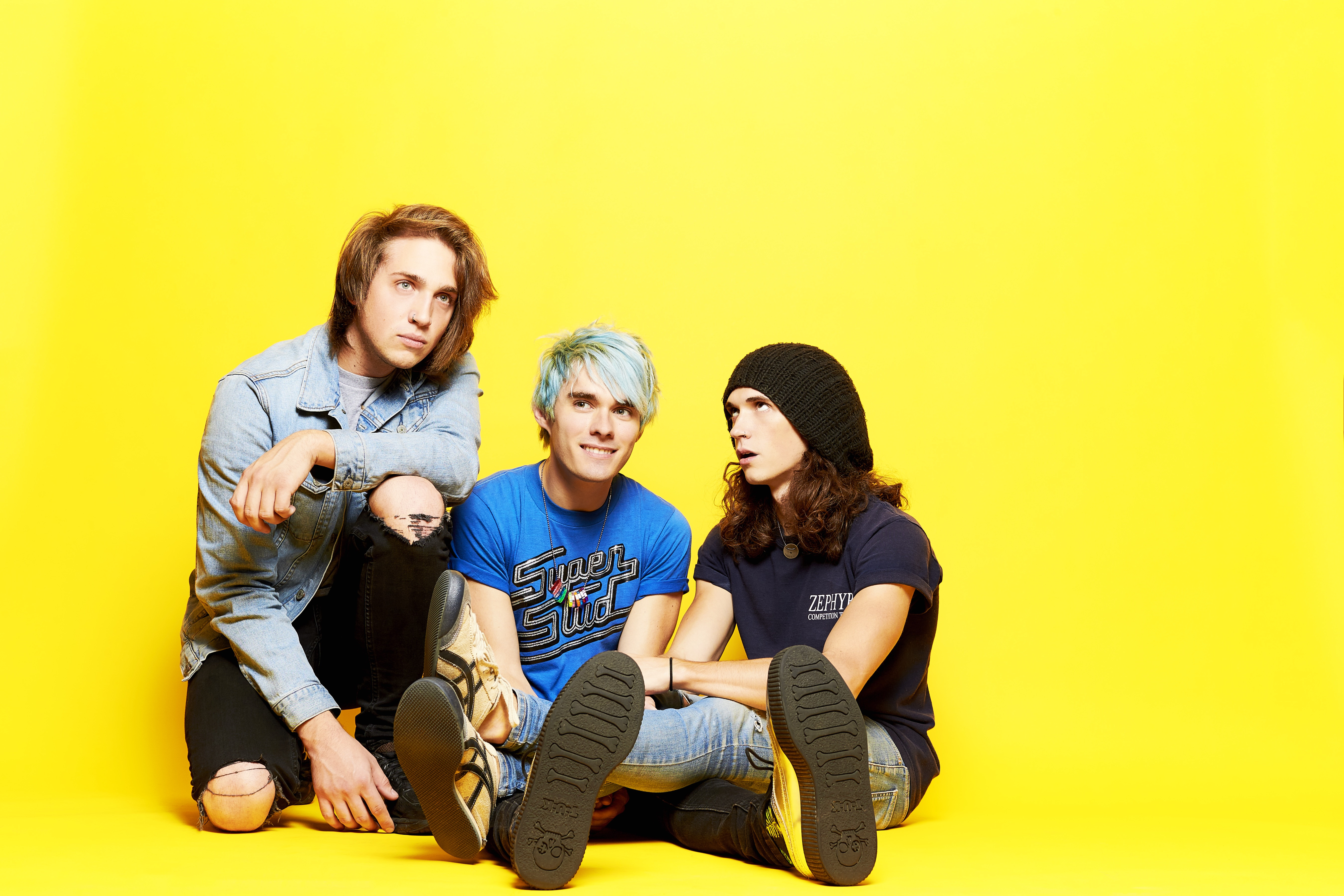 Interview with Awsten Knight from Waterparks