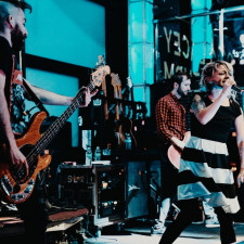 Photo Review: Lacey Sturm, Palisades & Stitched Up Heart @ Diesel