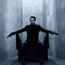 Album Review: Marilyn Manson- Heaven Upside Down