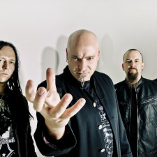 Disturbed Are Back In The Studio