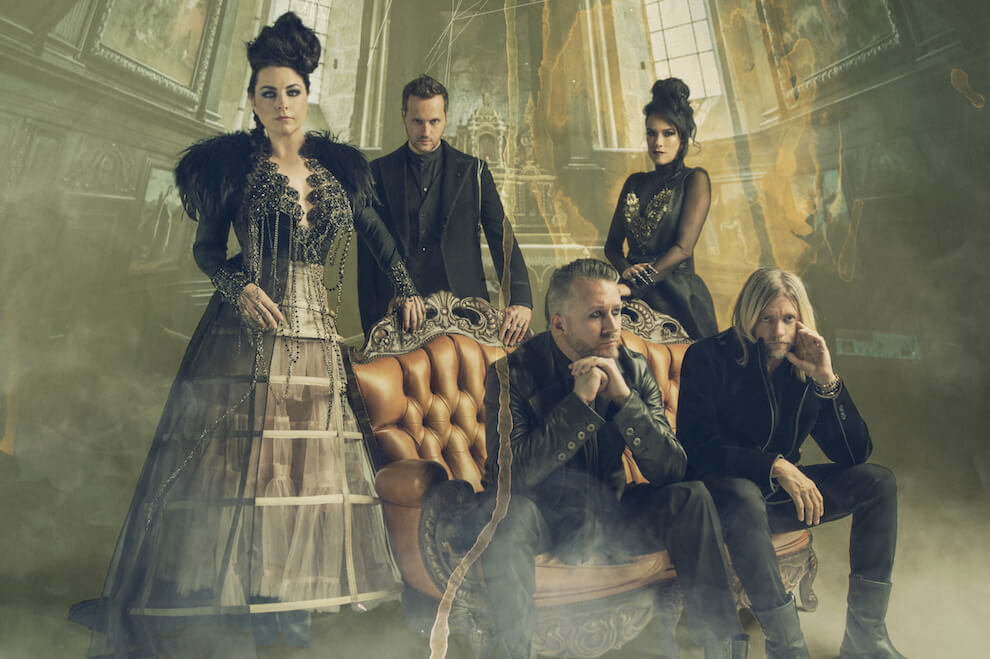 evanescence-announce-co-headliner-tour-with-lindsey-stirling