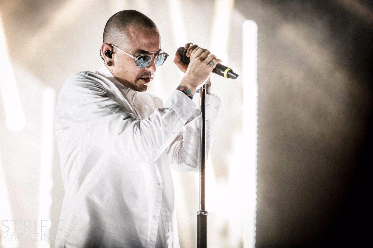 Album With Unreleased Chester Bennington Demos Released