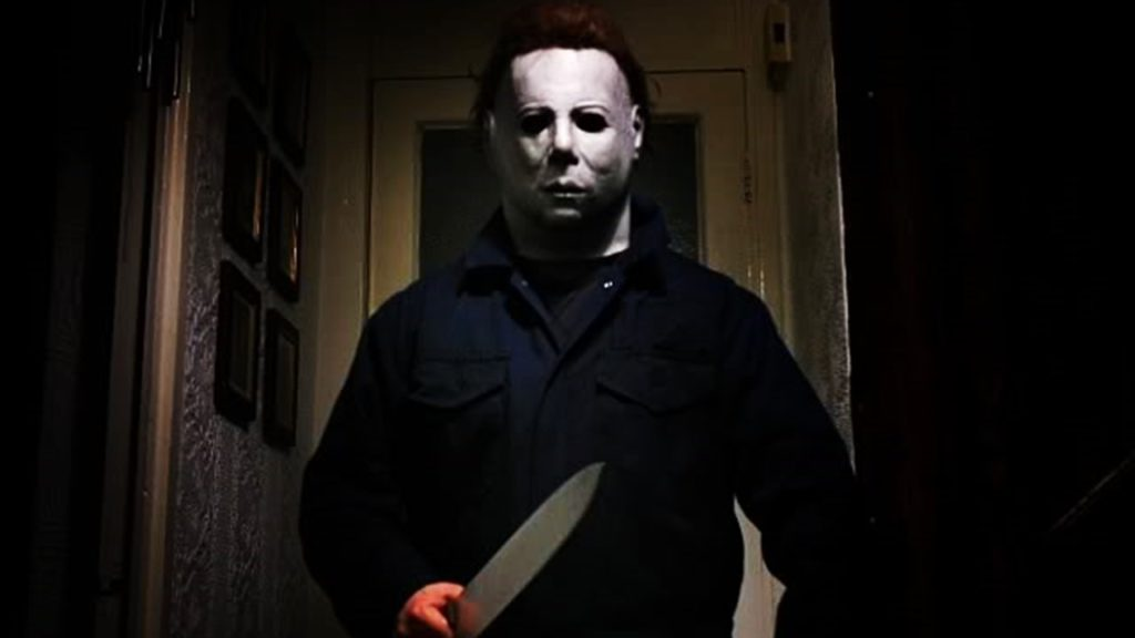 Halloween Released Its First Trailer Showing Michael Myers