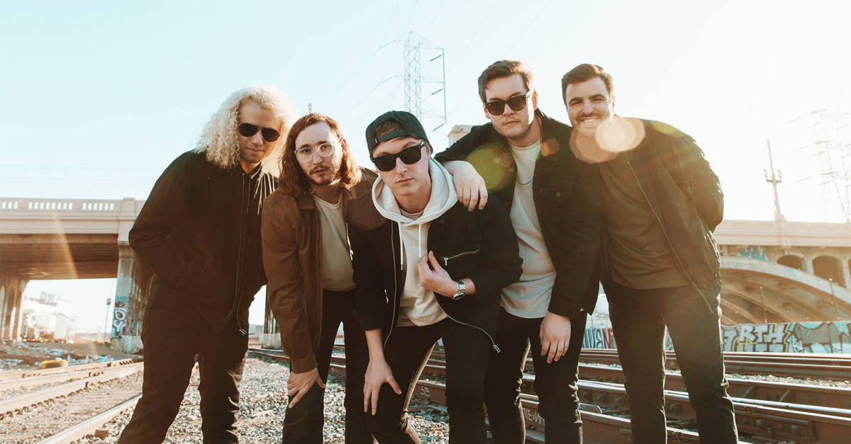 """INTERVIEW: Everything You Need To Know About State Champs' """"Living Proof"""" And More"""