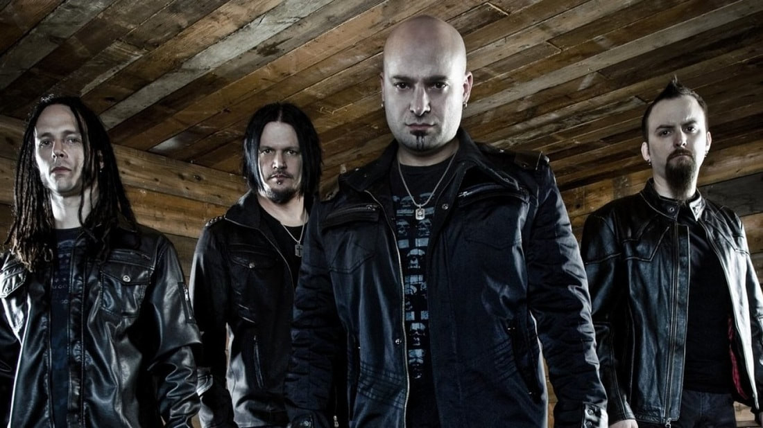 Disturbed Unleash New Music AND Album Announcement