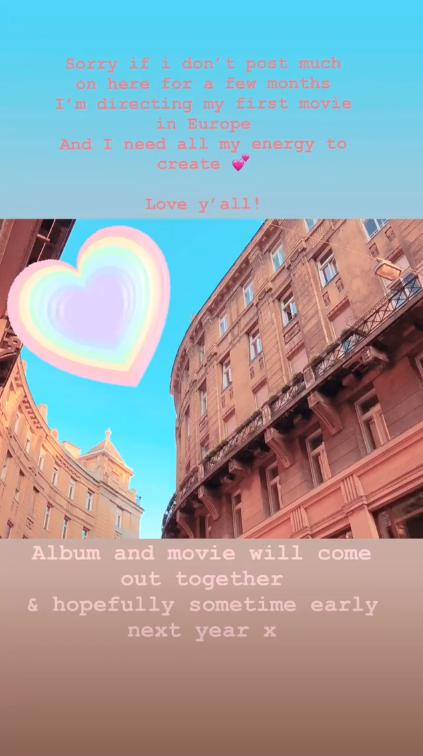 Melanie Martinez New Album 2019 Release Date Melanie Martinez Gives New Update On New Album & Movie | Call TheONE