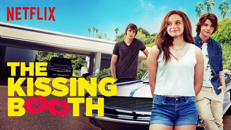 """Netflix Turned """"The Kissing Booth"""" Into A Horror Movie 