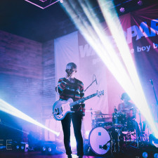 "PHOTO REVIEW: Waterparks Take ""Entertainment"" To Greensboro With IDKHOW"