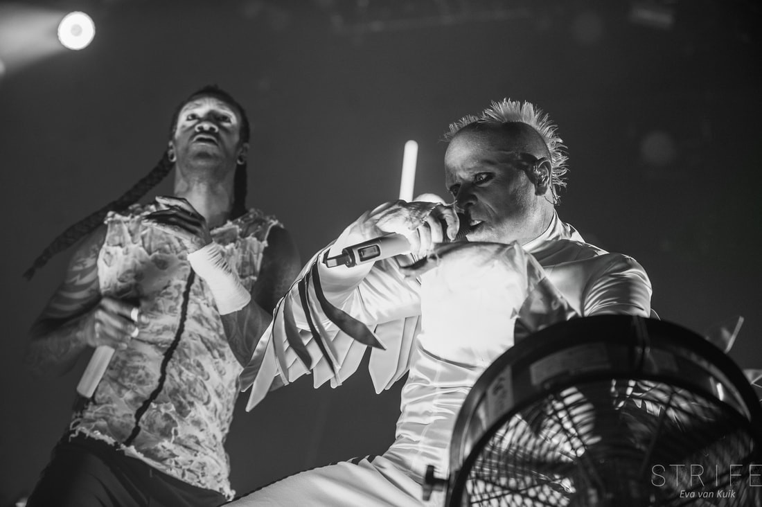 LIVE REVIEW: The Prodigy Incite Madness In Amsterdam's Ziggo Dome