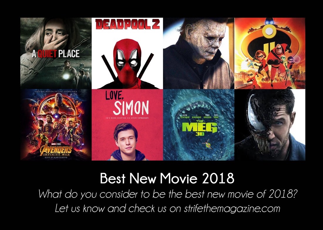Reader's Choice - What Has Been The Best Movie Of 2018