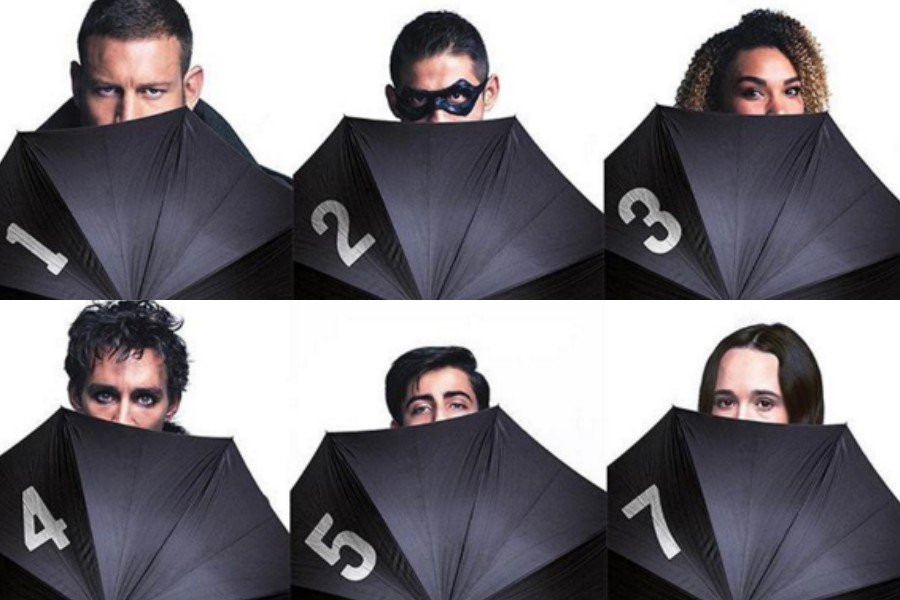 One Of The Umbrella Academy Actors Covered My Chemical Romance Prior To Release Of The Show