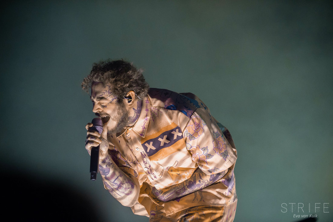 LIVE REVIEW: Post Malone Takes New Album