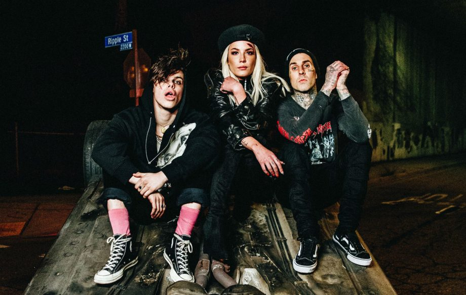watch-yungblud-halsey-travis-barker-perform-11-minutes-live-at-the-iheartradio-awards