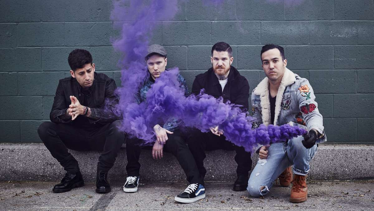 Fall Out Boy Are Being Sued For Overuse Of Life-Size Llama Puppets