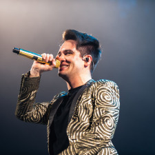 "Brendon Urie Record ""ME!"" With A 104 Fever"