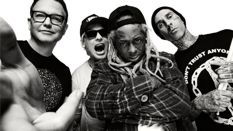Blink-182 & Lil Wayne Announce Co-Headliner Arena Tour With Neck Deep