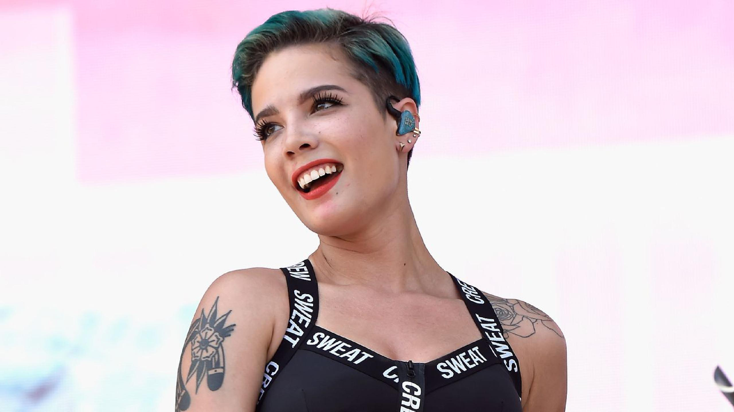 Halsey Releases Anticipated New Track With Music Video