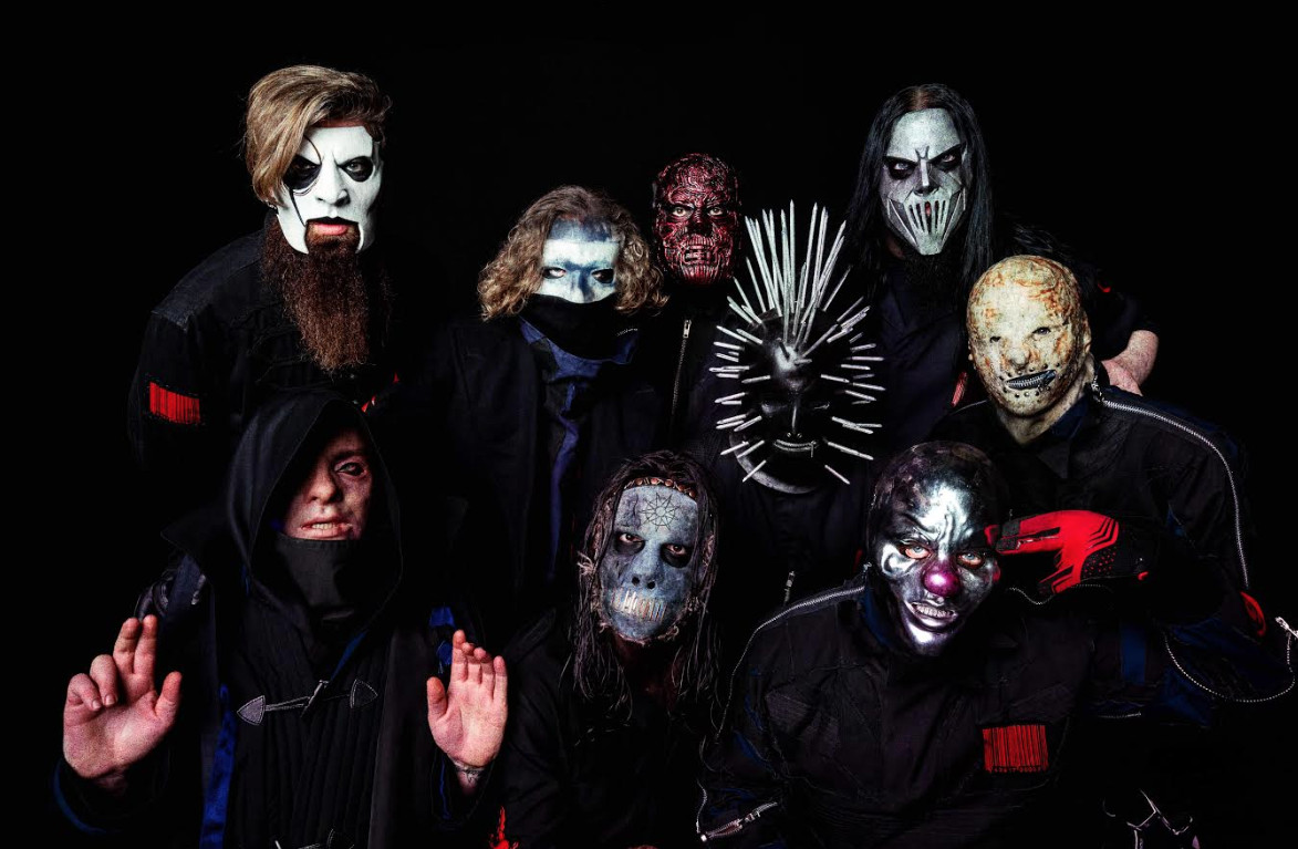 """Watch Slipknot Give """"Unsainted"""" & """"All Out Life"""" Live Debut At Jimmy Kimmel Live"""