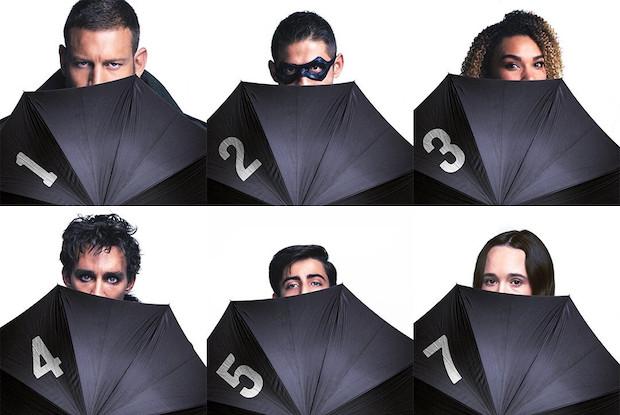 """""""The Umbrella Academy"""" Tease Season 2 Episode Title"""