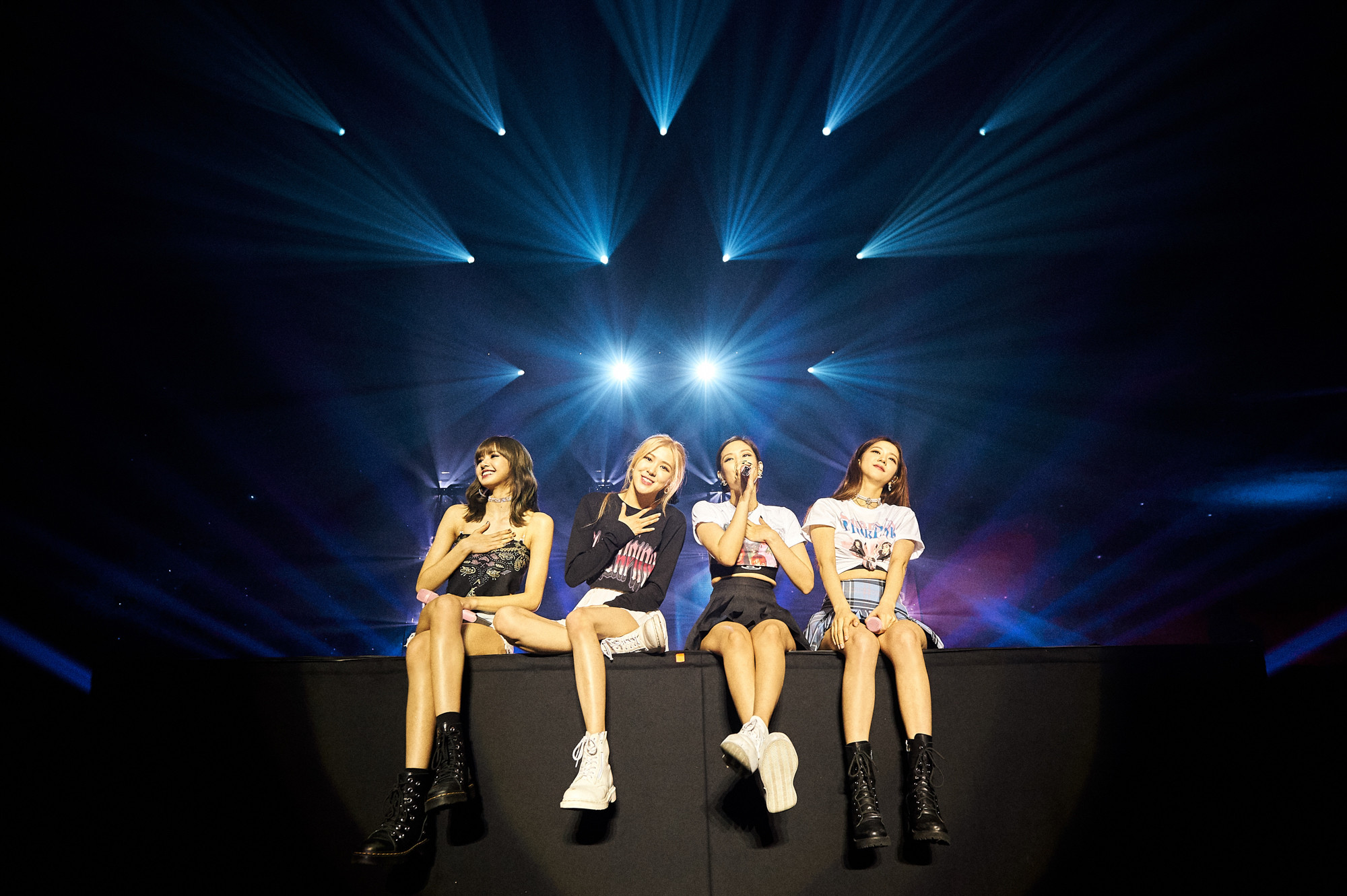 LIVE REVIEW: BLACKPINK Bring Incredible Production To Amsterdam's AFAS Live