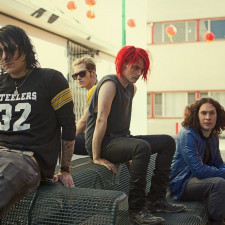 Joe Jonas Hints At Possible My Chemical Romance Reunion