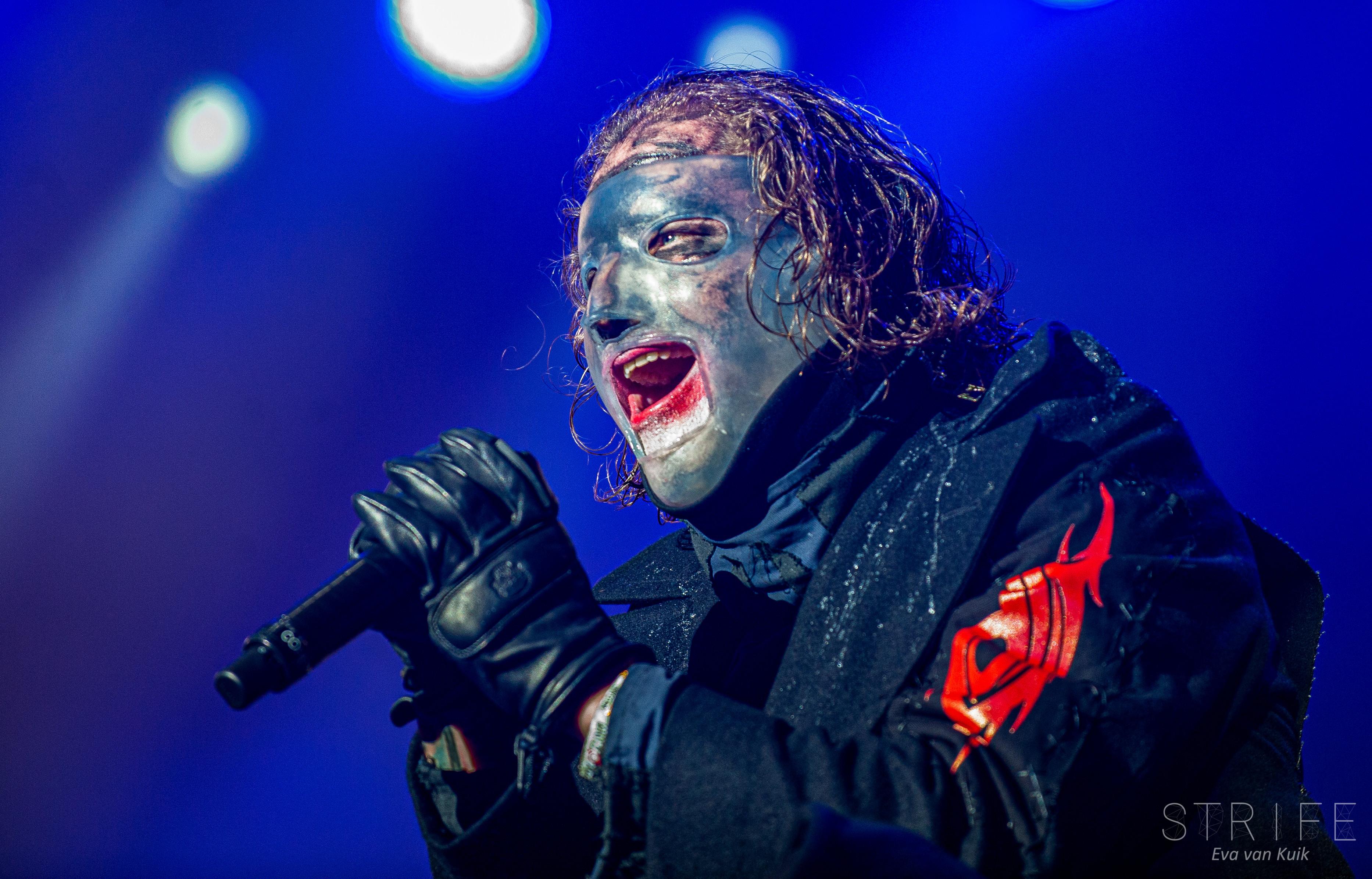 ROCK AM RING - Slipknot cierra el festival