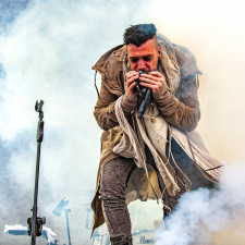 ROCK AM RING - Starset Introduces New Look During Stellar Rock Am Ring Set