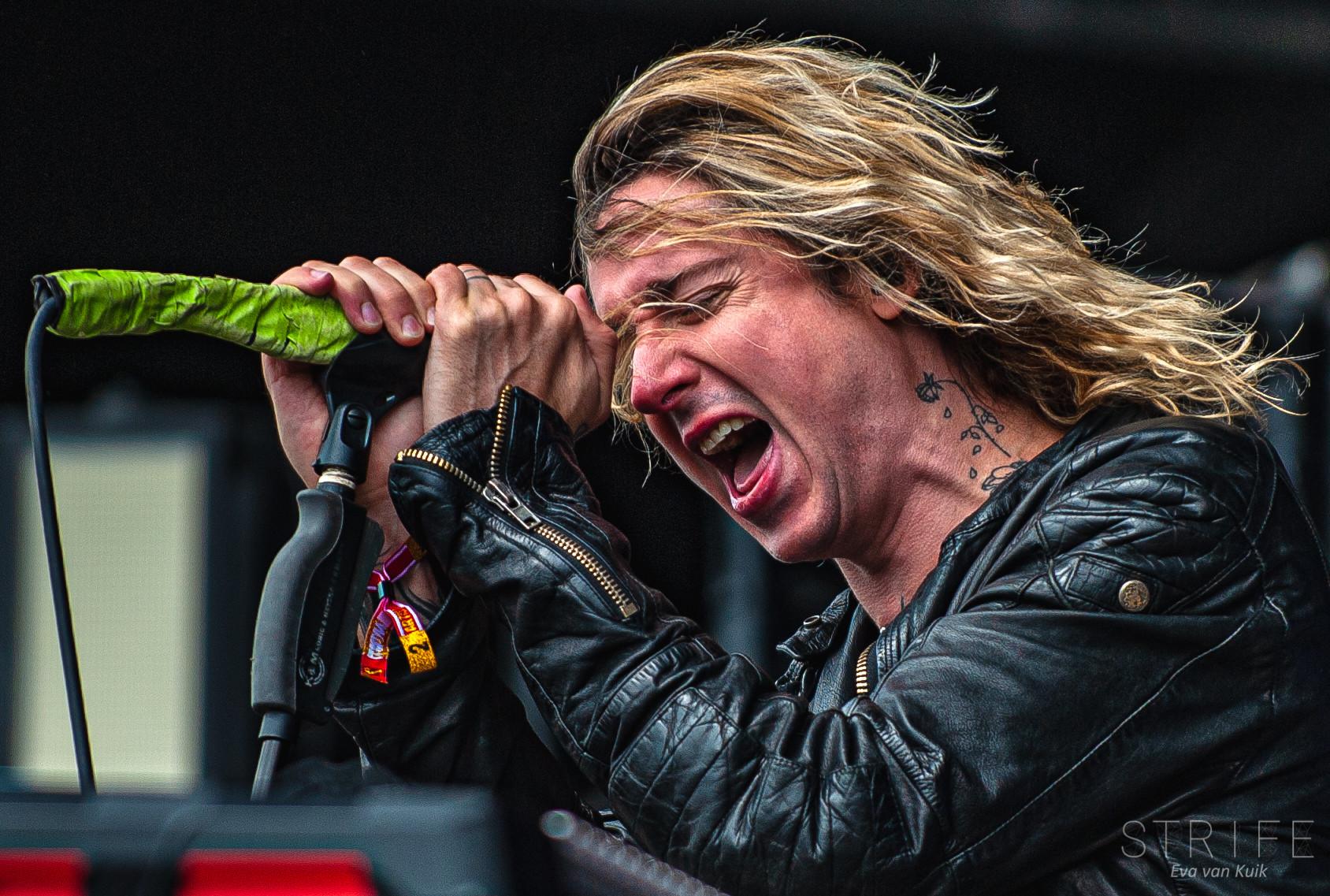 ROCK AM RING - Underoath destroza el escenario principal