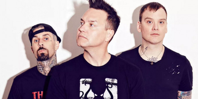 Blink-182 Reveal Release Date For New Track