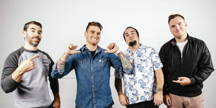 New Found Glory Release Music Video For 'Cups'