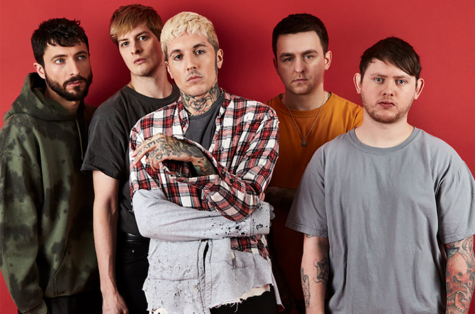 """Bring Me The Horizon Release New Version Of """"Mother Tongue"""" & Cover"""