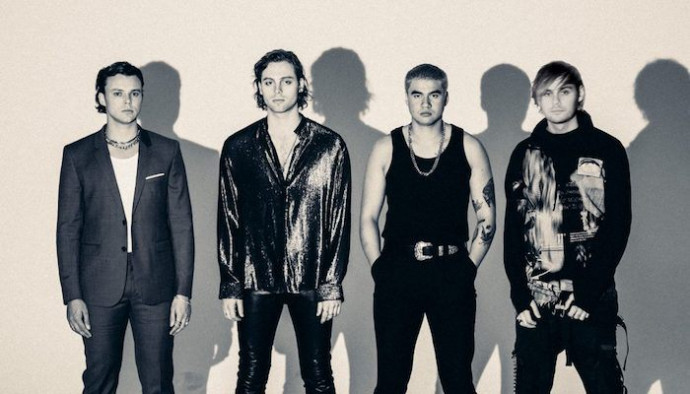 5 Seconds Of Summer Tease New Track