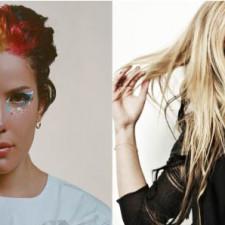 """Halsey & Avril Lavigne Performed """"Girlfriend"""" Together"""