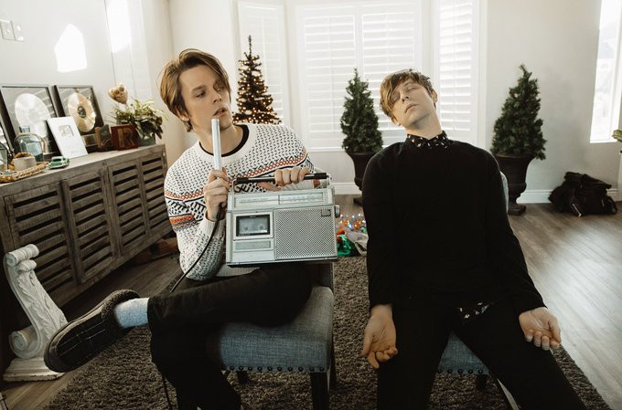 IDKHOW Release Christmas Music Video