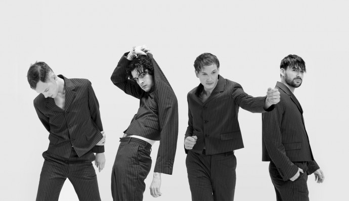 """Watch The 1975 Give """"Frail State Of Mind"""" Its Live TV Debut"""