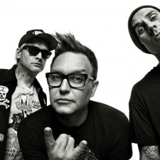Mark Hoppus Teases Blink-182 Christmas Song