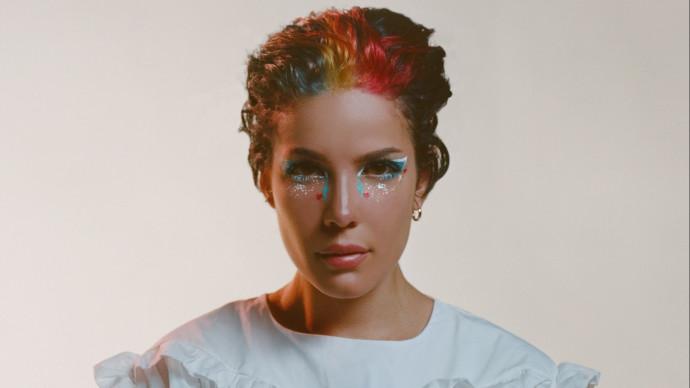 Halsey Releases 'Finally // beautiful stranger' & 'Suga's Interlude'