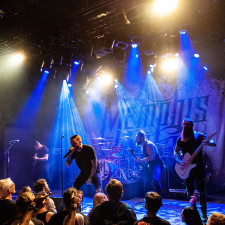 LIVE REVIEW: Memphis May Fire Finally Return To The Netherlands For Headliner Show