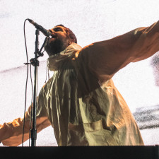 PHOTO REVIEW: This Is What Liam Gallagher's Show In Amsterdam Looked Like